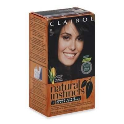Buy Clairol Natural Instincts AmmoniaFree SemiPermanent
