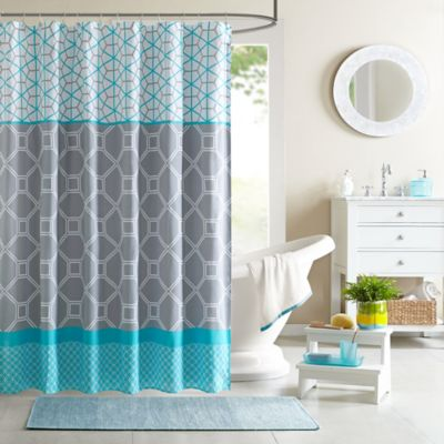 Buy Blue Shower Curtain From Bed Bath & Beyond