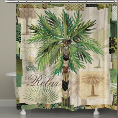 Buy Palm Tree Shower From Bed Bath & Beyond
