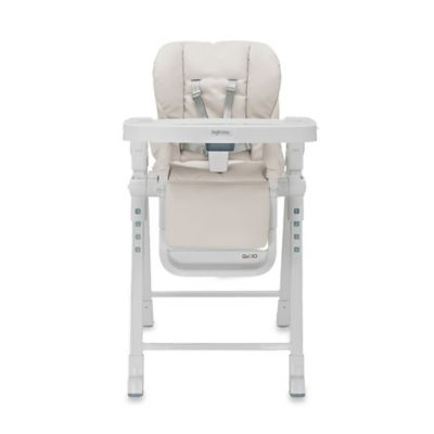 Buy Inglesina Gusto High Chair in Cream from Bed Bath  Beyond