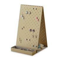 Earring Screen Stand in Bronze - Bed Bath & Beyond