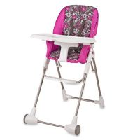 High Chairs > Evenflo Daphne Symmetry High Chair in Pink ...