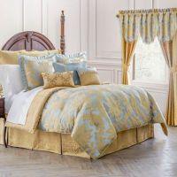 Buy Waterford Linens Juliette Reversible Queen Comforter ...