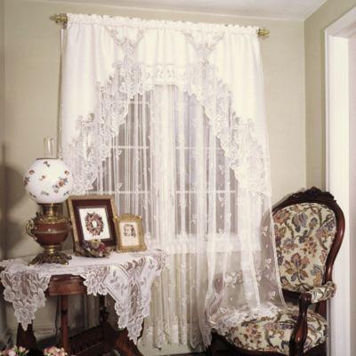 Heritage Lace Heirloom Window Swag Pair Bed Bath Amp Beyond