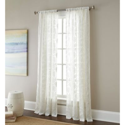 Buy 95 Sheer Curtain From Bed Bath Amp Beyond