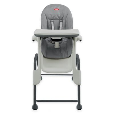 oxo tot sprout chair moroccan chairs for sale high buybuy baby seedling in graphite dark grey