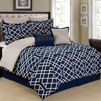 Buy Cathay Home Demetri 8-Piece Reversible Twin Comforter ...