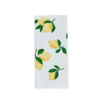 kate spade kitchen outdoor kitchens houston buy bed bath and beyond canada new york make lemonade towel