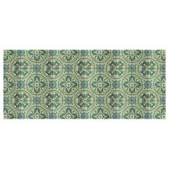 Green Kitchen Mat Round Table Sets For 6 Buy Mats Bed Bath And Beyond Canada The Softer Side By Weather Guard 25 Inch X 60 Casa