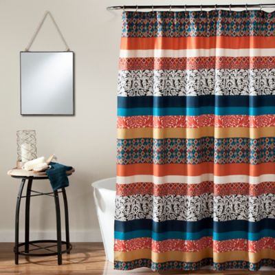 Buy Orange Curtains From Bed Bath & Beyond