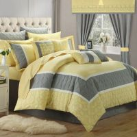 Buy Yellow Comforter Sets from Bed Bath & Beyond