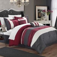 Buy Burgundy Comforter from Bed Bath & Beyond