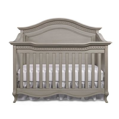 Buy Bel Amore Lyla Rose 4 In 1 Convertible Crib In Saddle