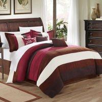 Buy Burgundy King Comforter Sets from Bed Bath & Beyond