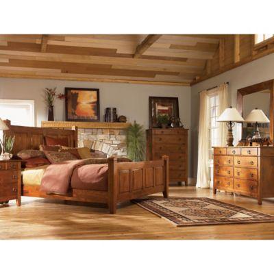 Klaussner Urban Craftsmen Bedroom Furniture Collection