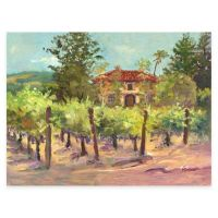 Villa and Vine All Weather Outdoor Canvas Wall Art - www ...