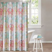 Echo Design Cyprus Shower Curtain - www.BedBathandBeyond.com