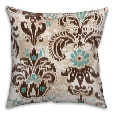 buy brown throw pillows