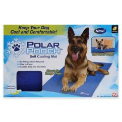 Bed Bath And Beyond Kitchen Mat Classics Denver Polar Pooch Self Cooling For Dogs In Blue - Www ...