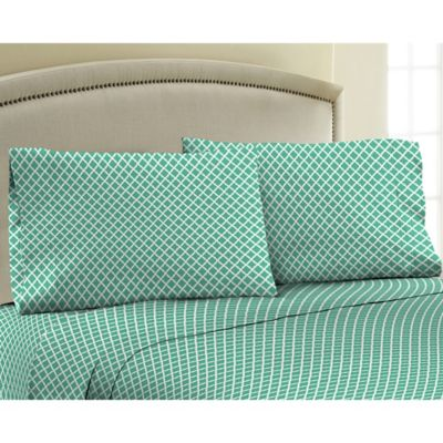Buy Aqua Blue Sheets From Bed Bath Amp Beyond