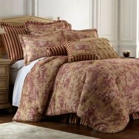 Buy Burgundy Bedding from Bed Bath & Beyond