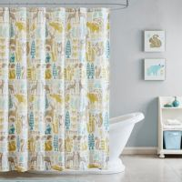 Buy Aqua Curtains from Bed Bath & Beyond