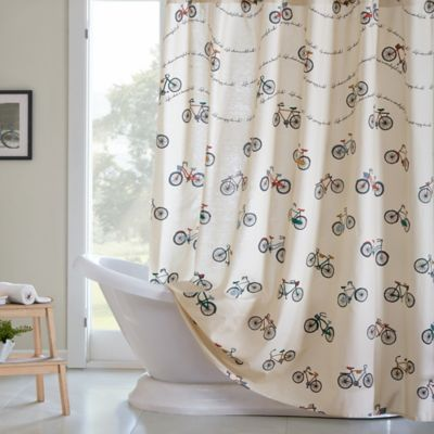 Buy Retro Shower Curtain From Bed Bath Amp Beyond