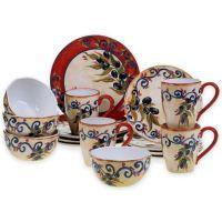 Certified International Umbria Dinnerware Collection - www ...