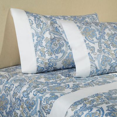 Buy Paisley Sheets Bedding From Bed Bath Amp Beyond