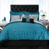 Buy Teal Comforter Queen from Bed Bath & Beyond