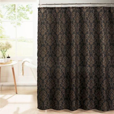 Buy Damask Shower Curtain From Bed Bath & Beyond