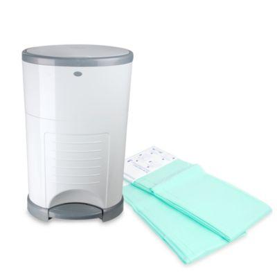 Diaper Dekor Plus Diaper Disposal System  wwwbuybuyBabycom