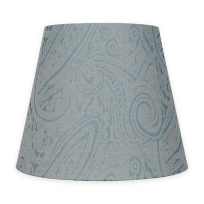 Buy Light Blue Lamp Shade from Bed Bath & Beyond