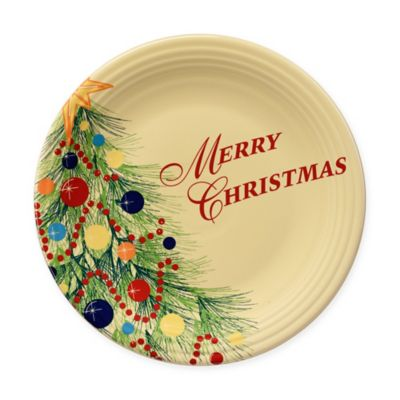 Buy Christmas Dinner Plates from Bed Bath & Beyond