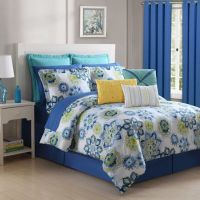 Buy Blue Yellow Twin Comforter Sets from Bed Bath & Beyond