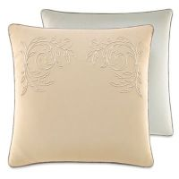 Buy Croscill Lorraine European Pillow Sham in Gold from ...