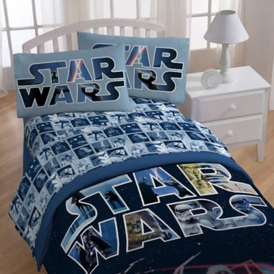 Star Wars Space Battle Sheet Set  Bed Bath  Beyond