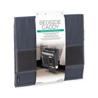 Mindfull Products Bedside Caddy in Grey - Bed Bath & Beyond