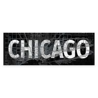 Buy Chicago Wall Decor from Bed Bath & Beyond