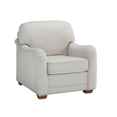 white upholstered chairs wood high chair with tray buy from bed bath beyond home styles heather in off