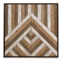 Abstract Wood Arrow Wall Art - Bed Bath & Beyond