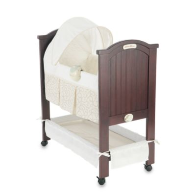 Eddie Bauer Newport Collection Wood Bassinet  buybuy BABY