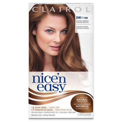 Buy Clairol® Nice 'n Easy Permanent Hair Color 5w118b