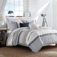 Nautica Tideway Comforter Set in Blue - Bed Bath & Beyond
