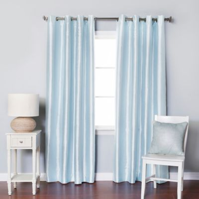 Buy Sky Blue Curtains From Bed Bath & Beyond