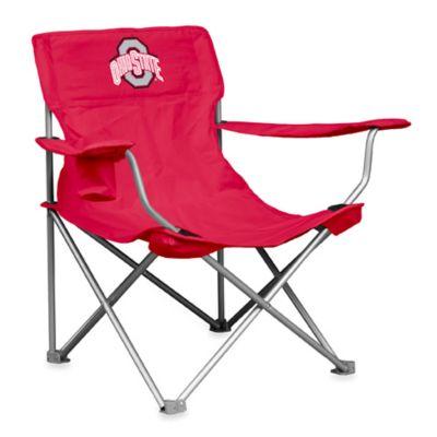 Collegiate Canvas Folding Chair  Ohio State  Bed Bath