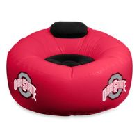 Collegiate Inflatable Chair - Ohio State - Bed Bath & Beyond