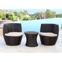 Abbyson Living Carlsbad Patio Furniture Collection - Bed ...