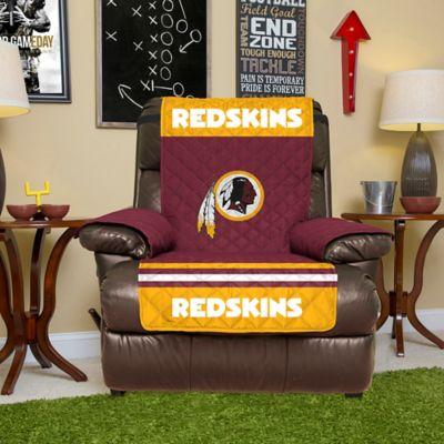 NFL Washington Redskins Recliner Cover  Bed Bath  Beyond