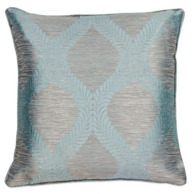 Buy GreyBlue Throw Pillows from Bed Bath  Beyond